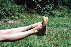 Marais USA closed toe wedge #shoes #fashion
