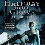 Today's Audible Daily Deal is Halfway to the Grave, the first Night Huntress novel by...