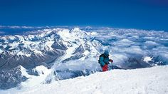 Mount Everest (8 848 m n. m.)