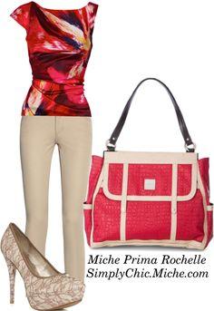 """""""Miche Prima Rochelle"""" by miche-kat on Polyvore"""