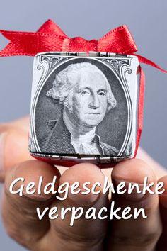 Geldgeschenke schön verpacken: So machst du schöne Geldgeschenke