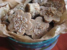 Rum Crunch Cookies
