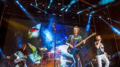 Una settimana di eventi che culminerà nel grande concerto gratis della band inglese, con Marco Mengoni e altri ospiti. Domenica 25 saranno assegnati Mtv