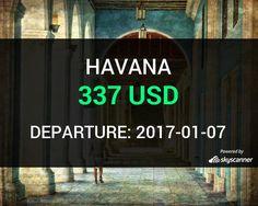 Flight from Denver to Havana by Alaska Airlines #travel #ticket #flight #deals   BOOK NOW >>>