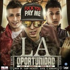 Axcel Y Andrew Ft. Opportunity, Musica