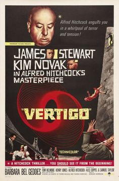 Vertigo (movie poster)
