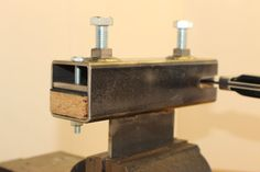 Knife Vise Knifemakers Vise Knife Making by JilesKnifeSupplies
