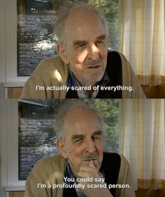 Ingmar Bergman in Bergman Island (2004)