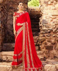 #hey @a1designerwear . Item code: RKL16182 . Buy Enticing Multi Silk #Saree #onlineshopping with #worldwideshipping at  https://www.a1designerwear.com/enticing-multi-silk-sarees-3   . #a1designerwear #a1designerwear . #instashop #worldwide #thankyou