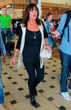 Vicki Michelle, Vest, Celebrities, Jackets, Fashion, Down Jackets, Moda, Celebs, Fashion Styles