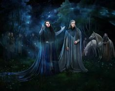 Melian and Thingol