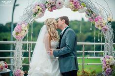 "Wedding decoration of the studio ""GORODETSKIY EVENT AGENCY"""
