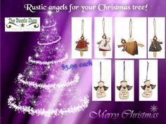 New For Christmas   To Order Follow My Link http://www.therusticshop.com/?store=blingandthingsrusticoutlet