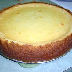 Chantal's New York Cheesecake Allrecipes.com