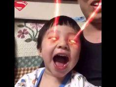 토이 리의 슈퍼키드! :슈퍼맨 레이져! / ToyLee's Super kid! : Superman laser!