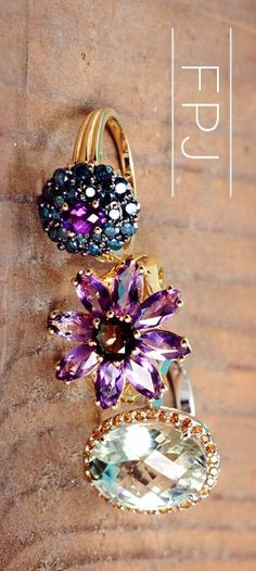 Cocktail Rings ♥✤   Keep the Glamour   BeStayBeautiful