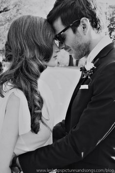 Love this picture... but we would be wearing matching sunglasses..