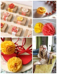 Blog Fabric Flowers