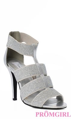 5380d359b52 Kinsley in Silver by Touch Ups Silver Heels Prom