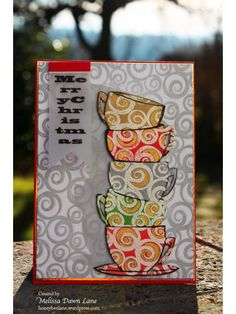 Winter 2016 Coffee Lovers Blog Hop – Stacked Cups | honeybeelane