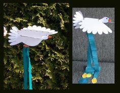 Bewegende duif - De Geest zorgt voor beweging
