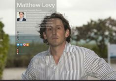 Matthew Levy's page on about.me – http://about.me/matthewlevy