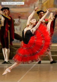 Svetlana Zakharova. The Official Site - Photo Gallery: The Great Classics