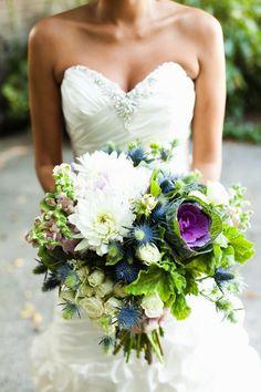 Ultimissime dall'orto: cavoli a nozze!