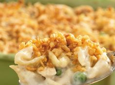 Totally Tastey Tuna Casserole Recipe.  Yum, I've made this and it is wonderful!