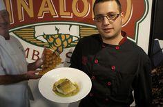 """""""Cocinar con uva te permite maridar nuevos sabores"""" Juan Carlos del Restaurante Ya      #grape #recetas #uva #vinalopo"""