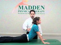 La méthode McKenzie: exercices sciatique et hernie discale