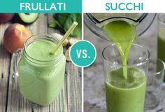 Una domanda ricorrente è se siano meglio frullati o succhi verdi. Scopri i benefici dei frullati verdi e degli estratti di verdure in questo nuovo articolo.