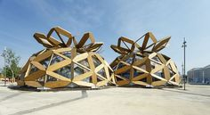 COPAGRI's Dome At Expo Milano 2015 - Picture gallery