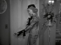 Ginger Rogers in Follow the Fleet (1936)  by Hollywood Fashion Vault, via Flickr