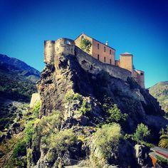 Citadelle de Corte à Corte, Corse