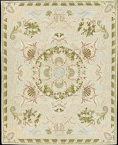 Nourison Bijoux MH48 Light Green Area Rug