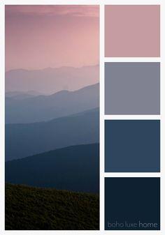 37 Color Palettes Inspired by Japan - SmithHönig