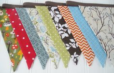 Hey, I found this really awesome Etsy listing at https://www.etsy.com/listing/106483658/woodland-bunting-fabric-flags-banner