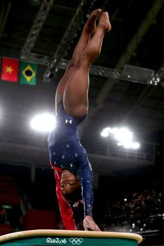 2016 Rio Olympic Games Qualifications--Simone Biles