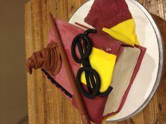 Harry Potter Cake @Katie Schmeltzer Schmeltzer Murphy