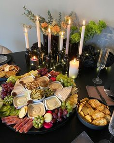 """Rakel Lien on Instagram: """"Cheese platter 🤤 . . . . #cheeseplatter #tablesetting #cheese #candles #decoration #myhome #interior #decor #interior123 #interior4inspo…"""" Table Settings, Table Decorations, Instagram, Furniture, Home Decor, Interiors, Table Top Decorations, Place Settings, Home Furnishings"""