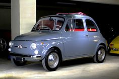 1967 Fiat 500 - F   Classic Driver Market
