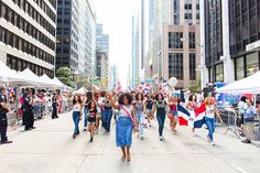 Pajonuas Dominicanas  Proud to have been part of @miss_rizos' group at the annual #dominicanparade  #eabreunyc #newyork #newyorkcity #nyc