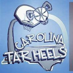 Unc Tarheels, University Of North Carolina, Tar Heels, Carolina Blue, Basketball, Baby, Baby Humor, Infant, Babies