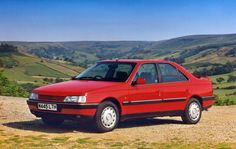 Peugeot 405 Saloon - 1987