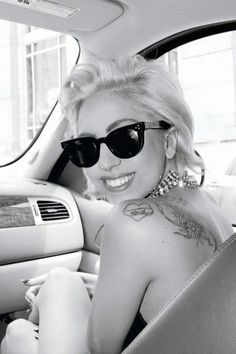 Lady Gaga.....she is actually really pretty when she isn't wearing a meat dress!