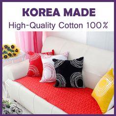 [S$19.90][SOFA COVERS]★22 COLORS!★KOREA 100% cotton★ SOFA COVER SOFA PAD Sofa Seat Pad Mat Couch Sofa Seat Pad Mat High-Quality Cotton 100%