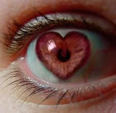 Love in your eye! ..... HEARTS http://www.pinterest.com/georgeschwenk/collections-hearts/
