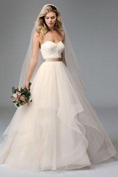 @Watters Wtoo Style 17713 Rowena Wedding Gown