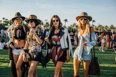Looks e tendências: Os melhores looks do festival Coachella